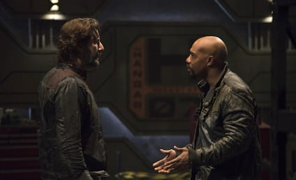 The 100 Photo Preview: Lincoln vs. Bellamy?