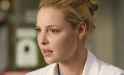 How Should Izzie Leave Grey's Anatomy?