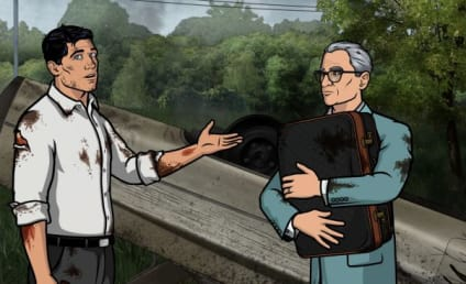 Archer Review: Ron Cadillac Makes the Rules!