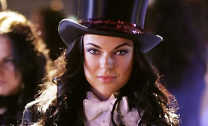 Smallville to Welcome Back Serinda Swan