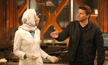 Bones Season 10 Episode 19 Review: The Murder in the Middle East