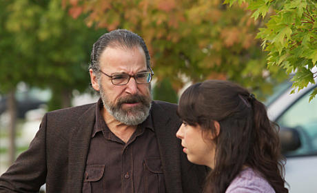Saul on Homeland
