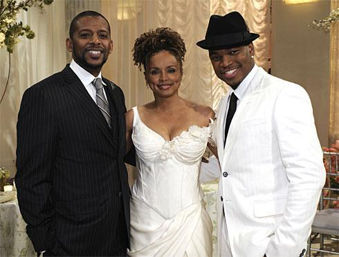 Debbi Morgan, Darnell Williams, Ne-Yo