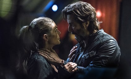 The 100 Photo Preview: The Rise of Commander Ontari?!