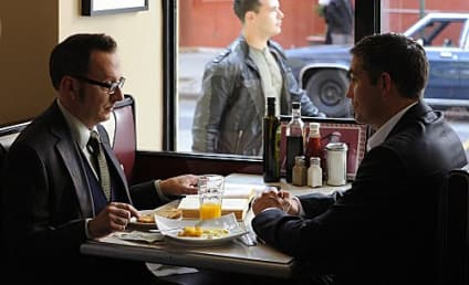 Person of Interest Review: Dirty Sexy Money