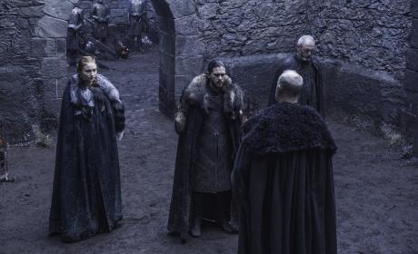 The Dead Are Coming! - Game of Thrones Season 6 Episode 7