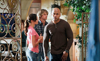 NCIS: Los Angeles Season 4 Premiere Pictures: After the Shooting ...