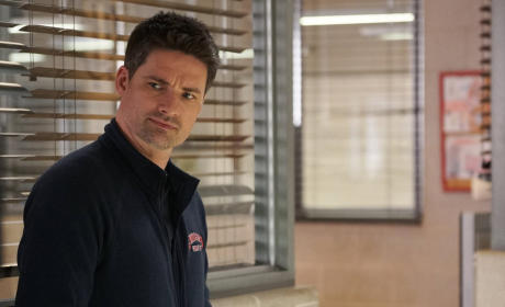 Disgusted - Chicago Fire Season 3 Episode 21