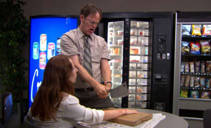 The Office Review: Ready For My Close-up