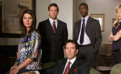 Leverage Season Four Scoop: Who is Latimer?