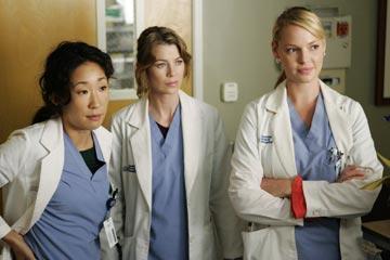 Meredith, Cristina & Izzie