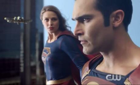Supergirl Season 2: Super Cousin Team Up!