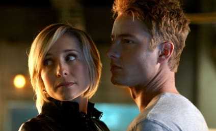 Chloe Returns to Smallville: First Look!