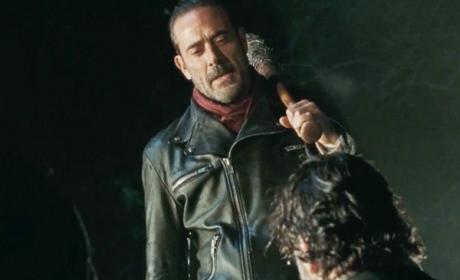 Negan has arrived - The Walking Dead