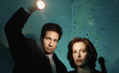 The X-Files to Celebrate 20-Year Anniversary at Comic-Con