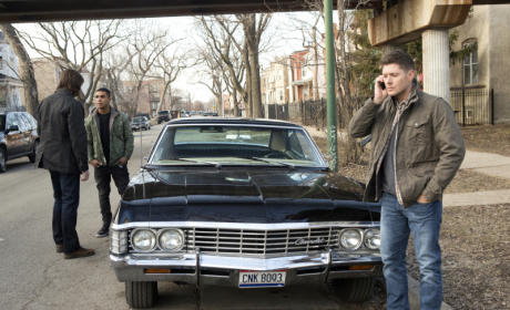Sam, Ennis and Dean
