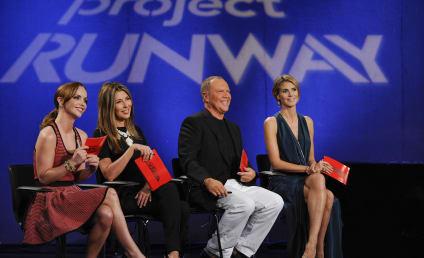 Project Runway Season 9 Premiere: A Tough Fit