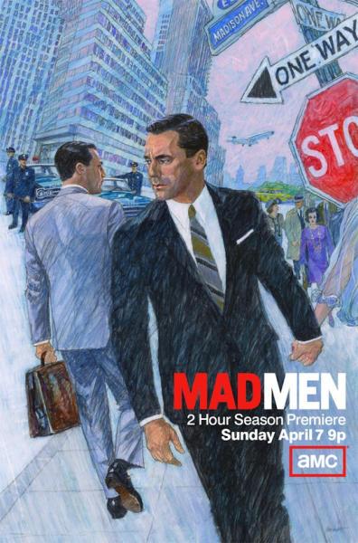 Mad Men Season 6 Poster