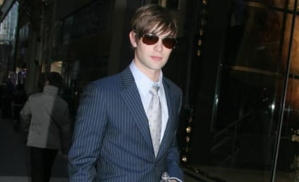 Chace Crawford is One Cool Customer
