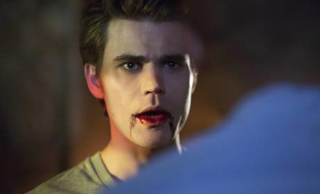 Happy 32nd Birthday, Paul Wesley!