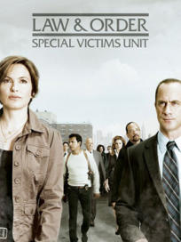 Law and order svu poster