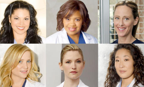 Grey's Anatomy Spoilers: Fill in the Blank Style