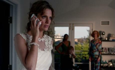 Beckett Receives a Call