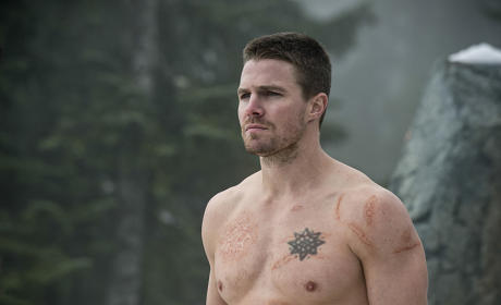 Whoops! My Shirt Fell Off. - Arrow Season 3 Episode 9