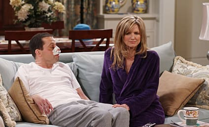Two and a Half Men Review: The Spring Malfunction