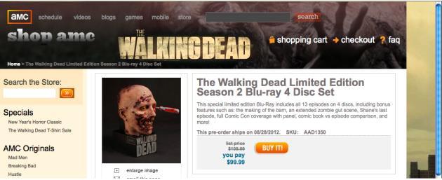 The Walking Dead Spoiler Image