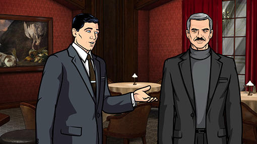 Archer and Burt Reynolds