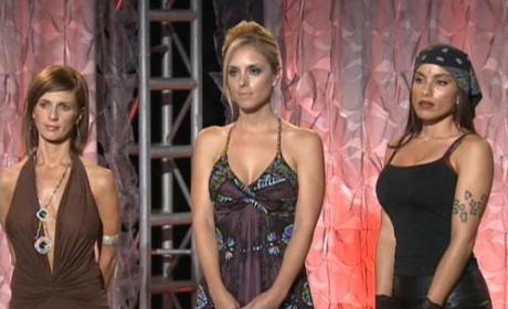 Megan, Samantha and Constandina