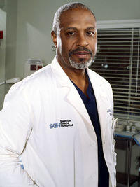 Richard Webber: The Chief