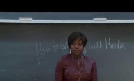 How to Get Away With Murder First Look