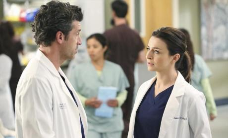 Grey's Anatomy Scoop: Caterina Scorsone Teases Return of Amelia's Past, Conflict with Derek