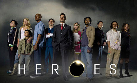 Original Heroes Cast Pic