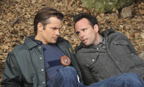 "Justified Review: ""Veterans"""