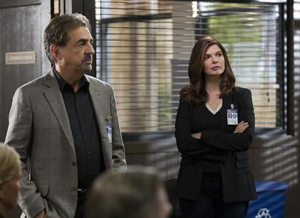 Watch Criminal Minds Season 8 Episode 21 Online
