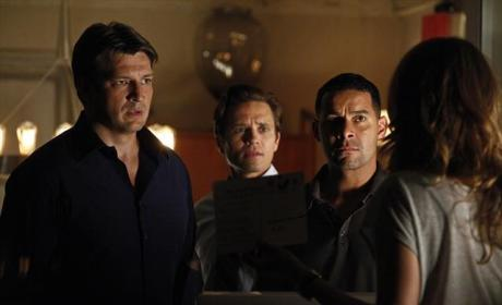 Castle Season 5 Pic