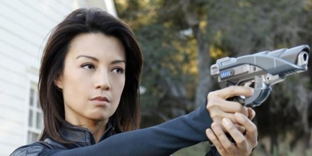 Agent melinda may agents of shield