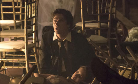 The Vampire Diaries Season Finale Photos: How Will We Say Goodbye?