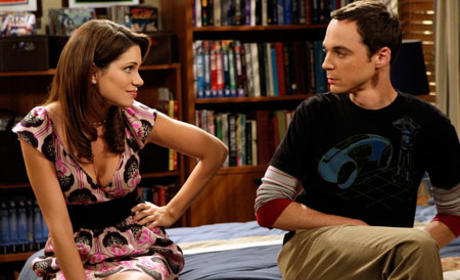Sheldon and Missy