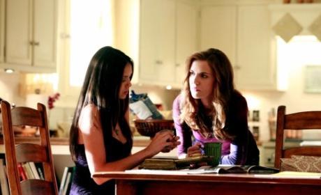 Elena and Aunt