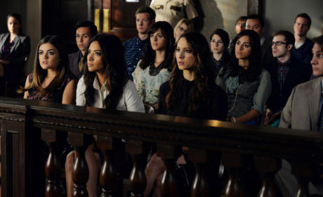 Beginning of The End? - Pretty Little Liars Season 5 Episode 24