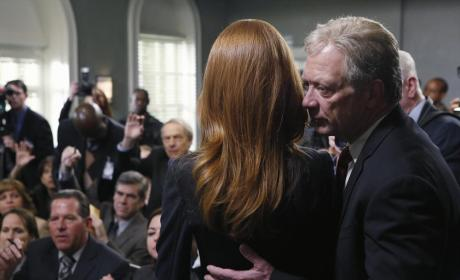Abby And Cyrus Are Nervous - Scandal Season 4 Episode 11