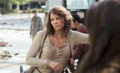 Which Female Character From The Walking Dead Are You?