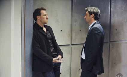Coming to Grey's Anatomy: Owen-Derek Bonding!