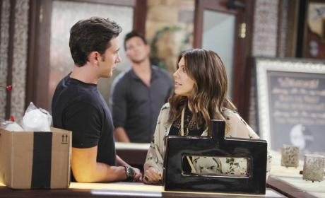 Chemistry With Abigail - Days of Our Lives