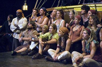 Pirate Master Crew
