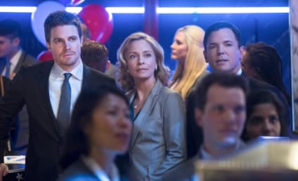Arrow Exclusive: Susanna Thompson Speaks on Starling City SHOCKER